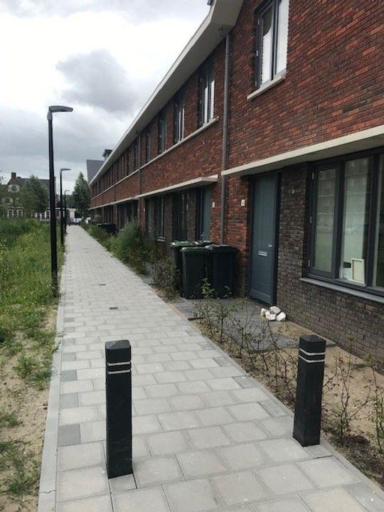 Tamarijnslaantje, Noordwijk