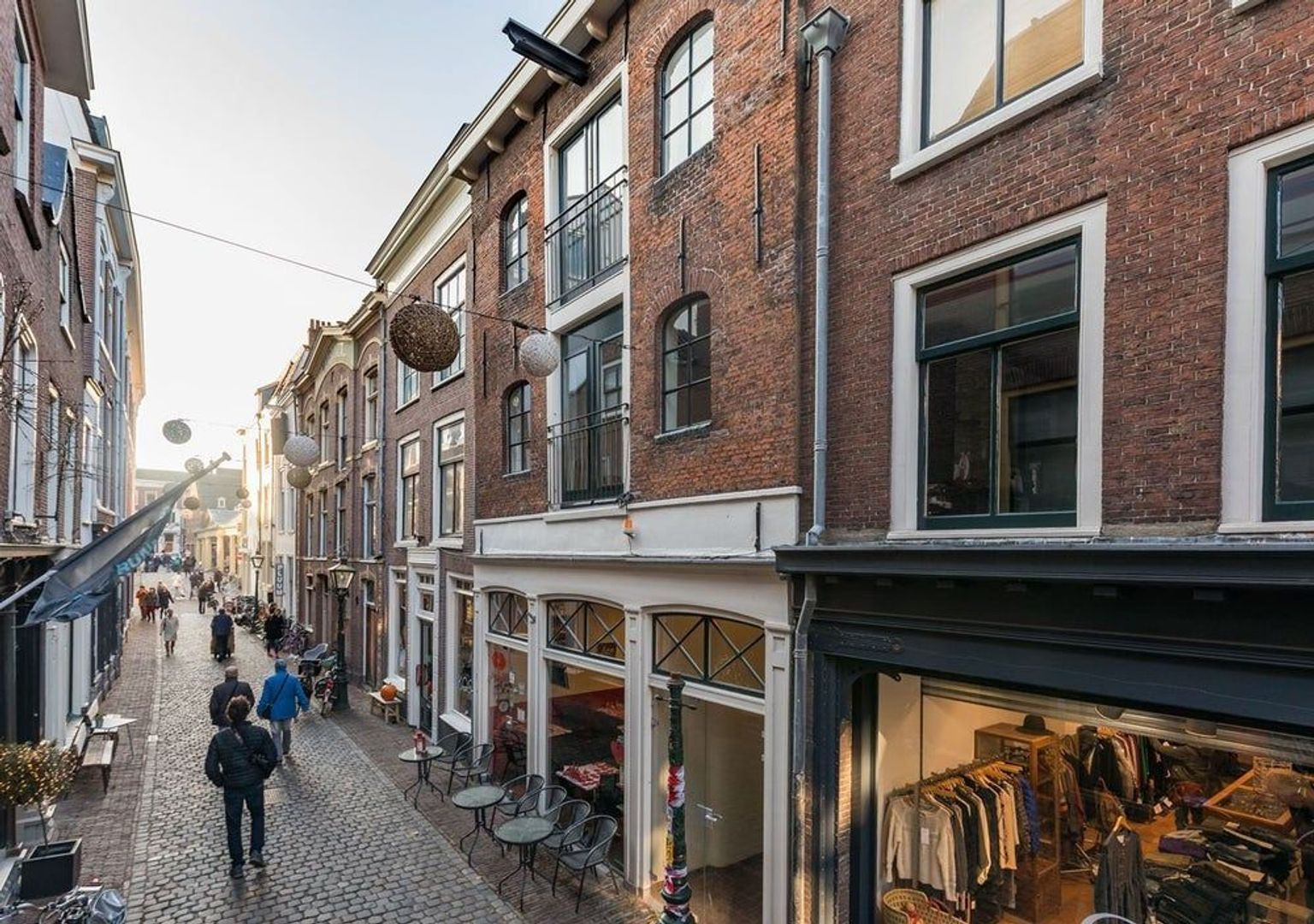 Burgsteeg, Leiden foto-0