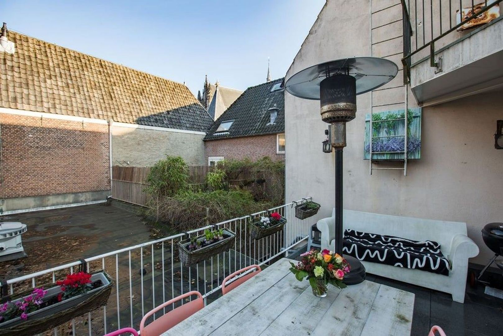 Burgsteeg, Leiden foto-12