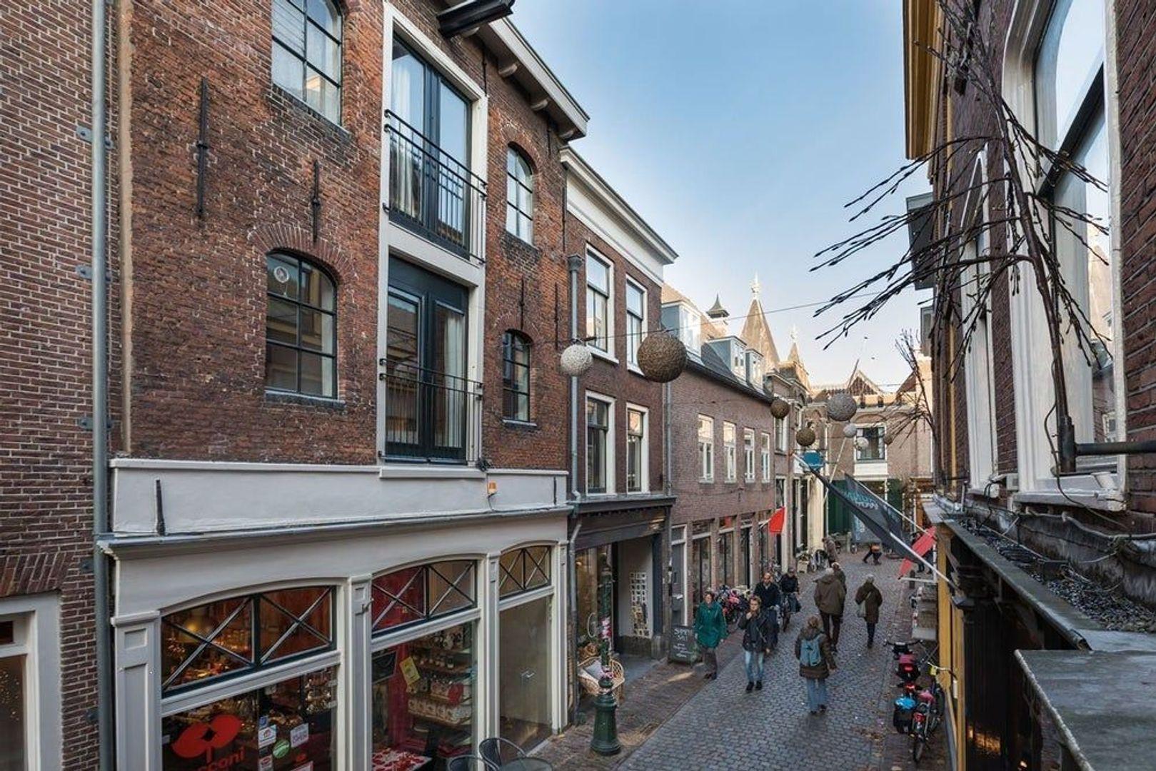 Burgsteeg, Leiden foto-15