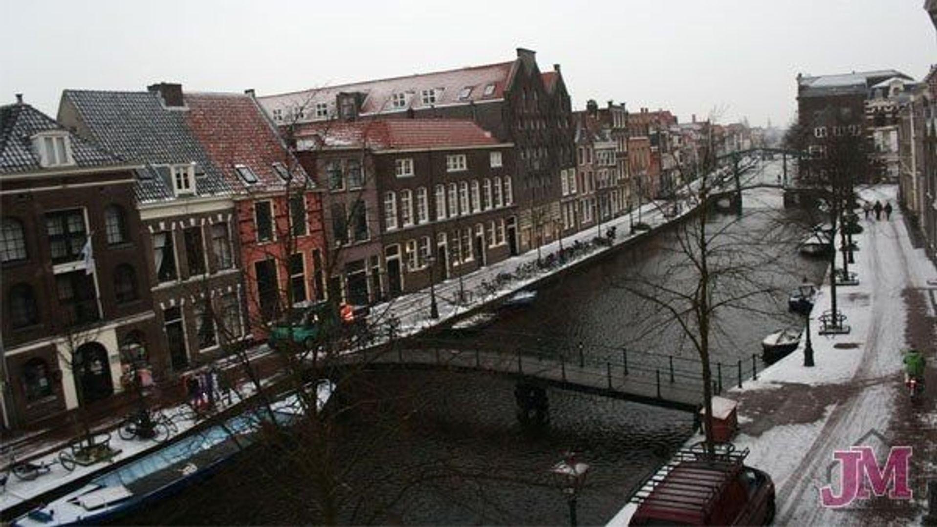 Oude Rijn, Leiden foto-13