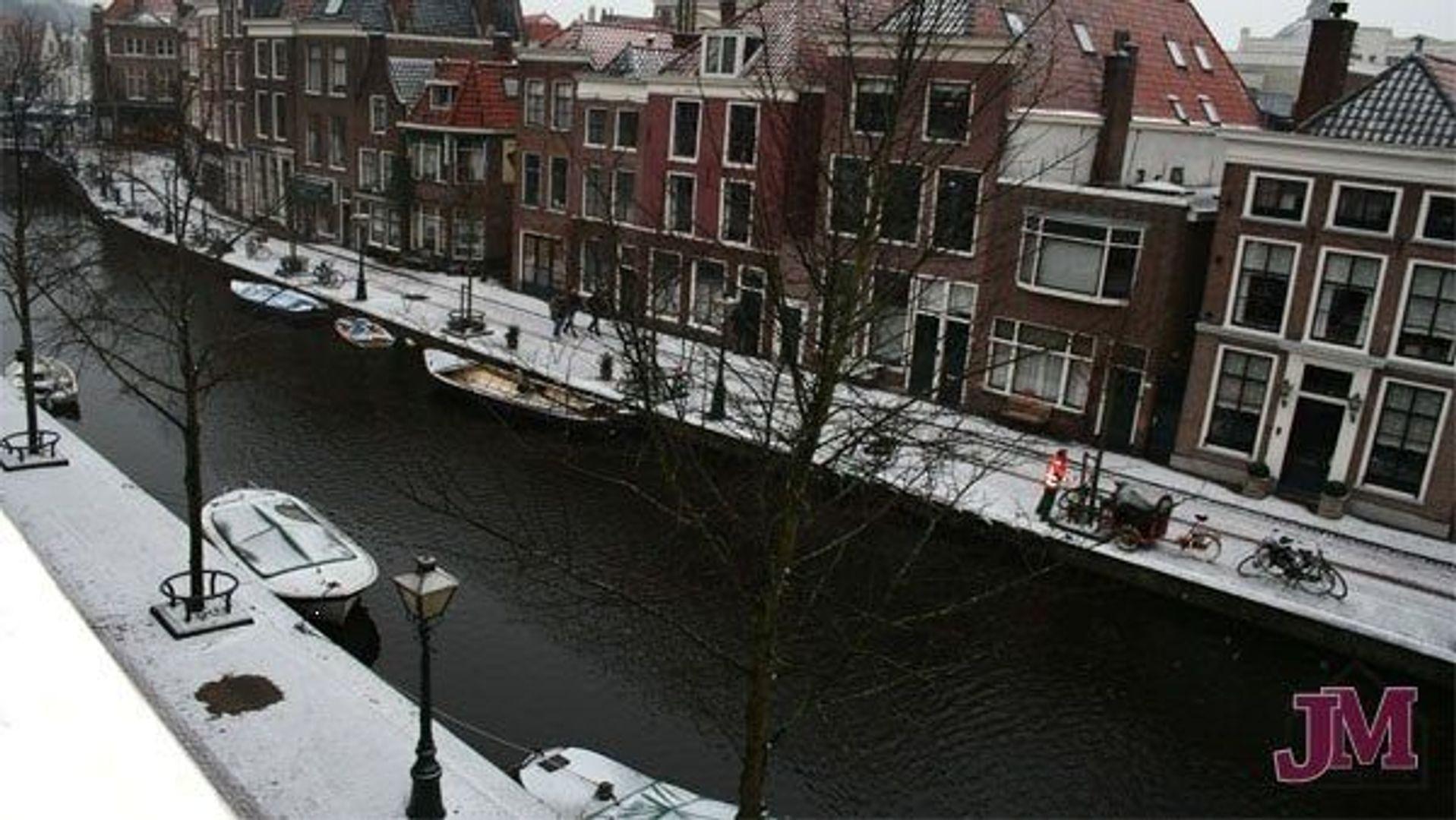 Oude Rijn, Leiden foto-12