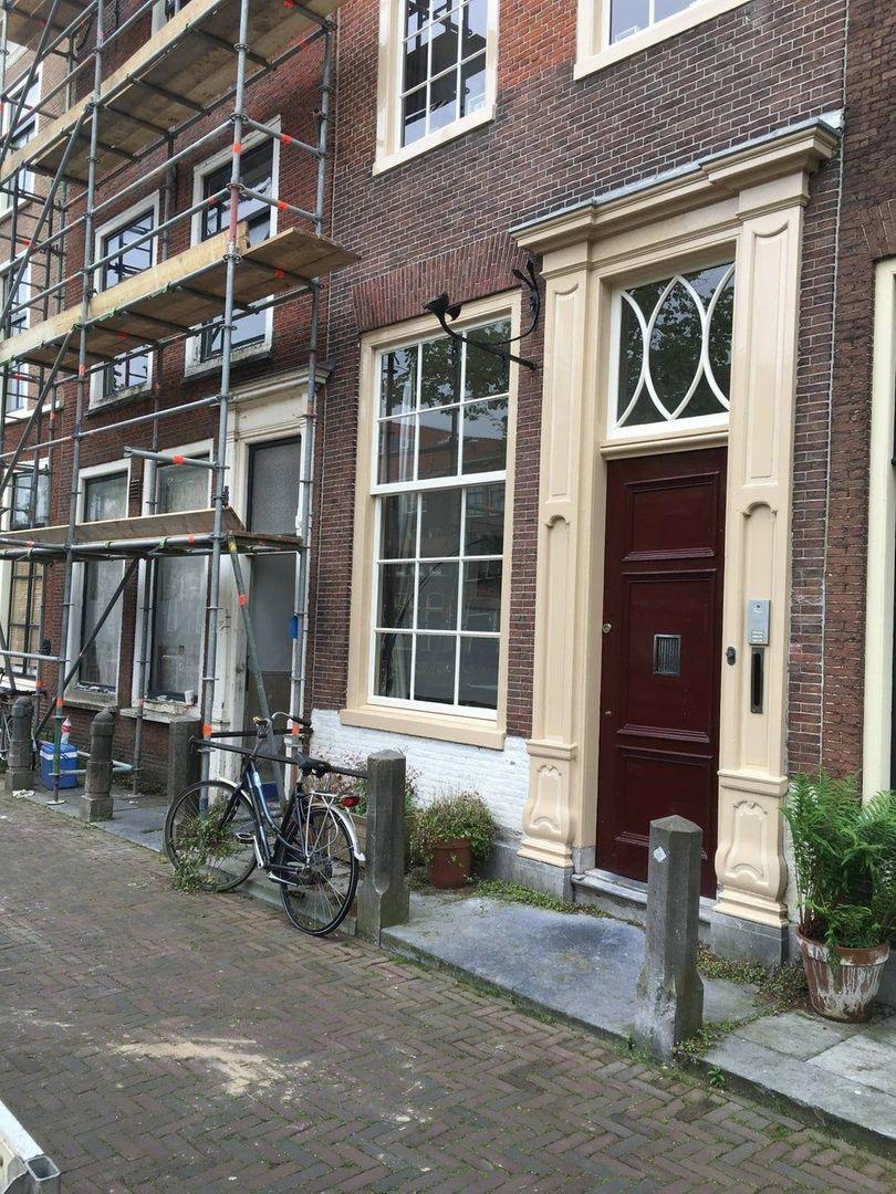 Oude Rijn, Leiden foto-0
