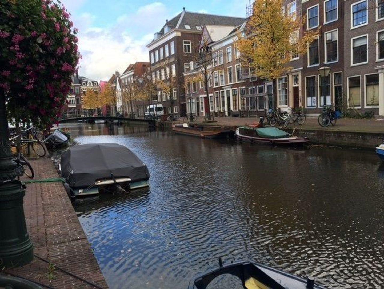 Oude Rijn, Leiden foto-14