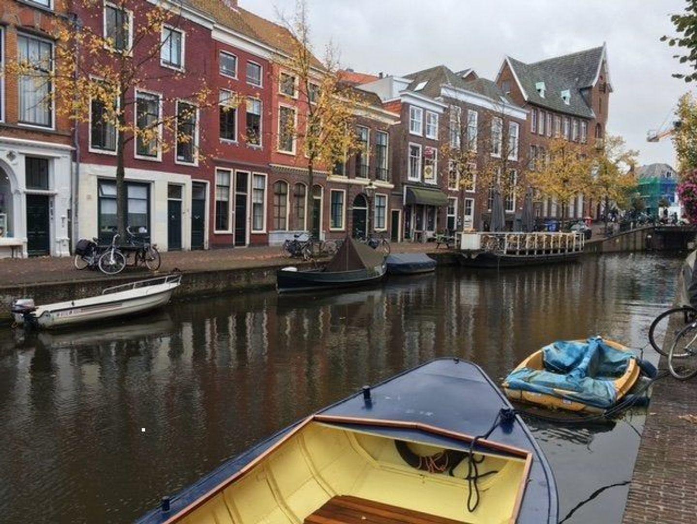 Oude Rijn, Leiden foto-15