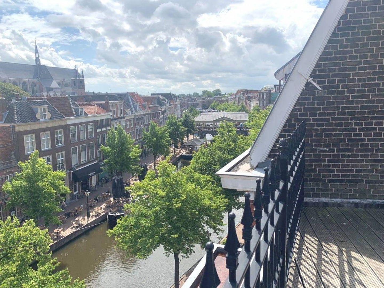 Vismarkt, Leiden foto-29