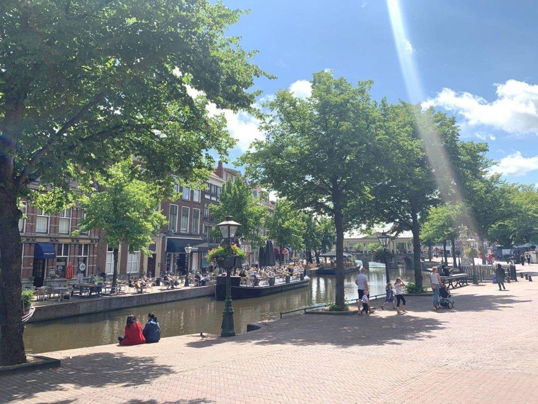 Vismarkt, Leiden foto-32