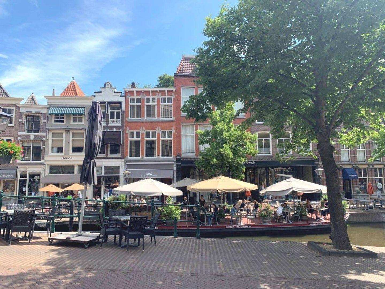 Vismarkt, Leiden foto-30