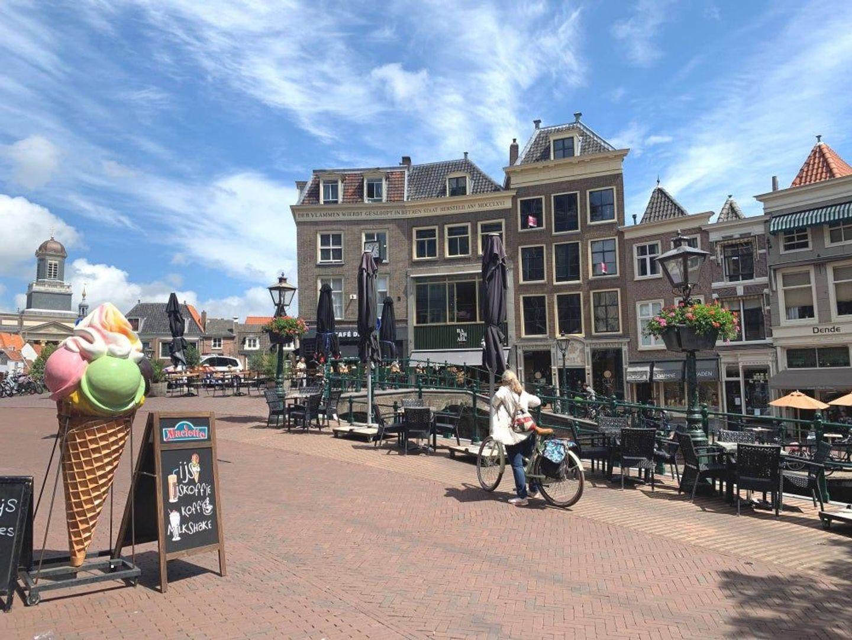 Vismarkt, Leiden foto-31