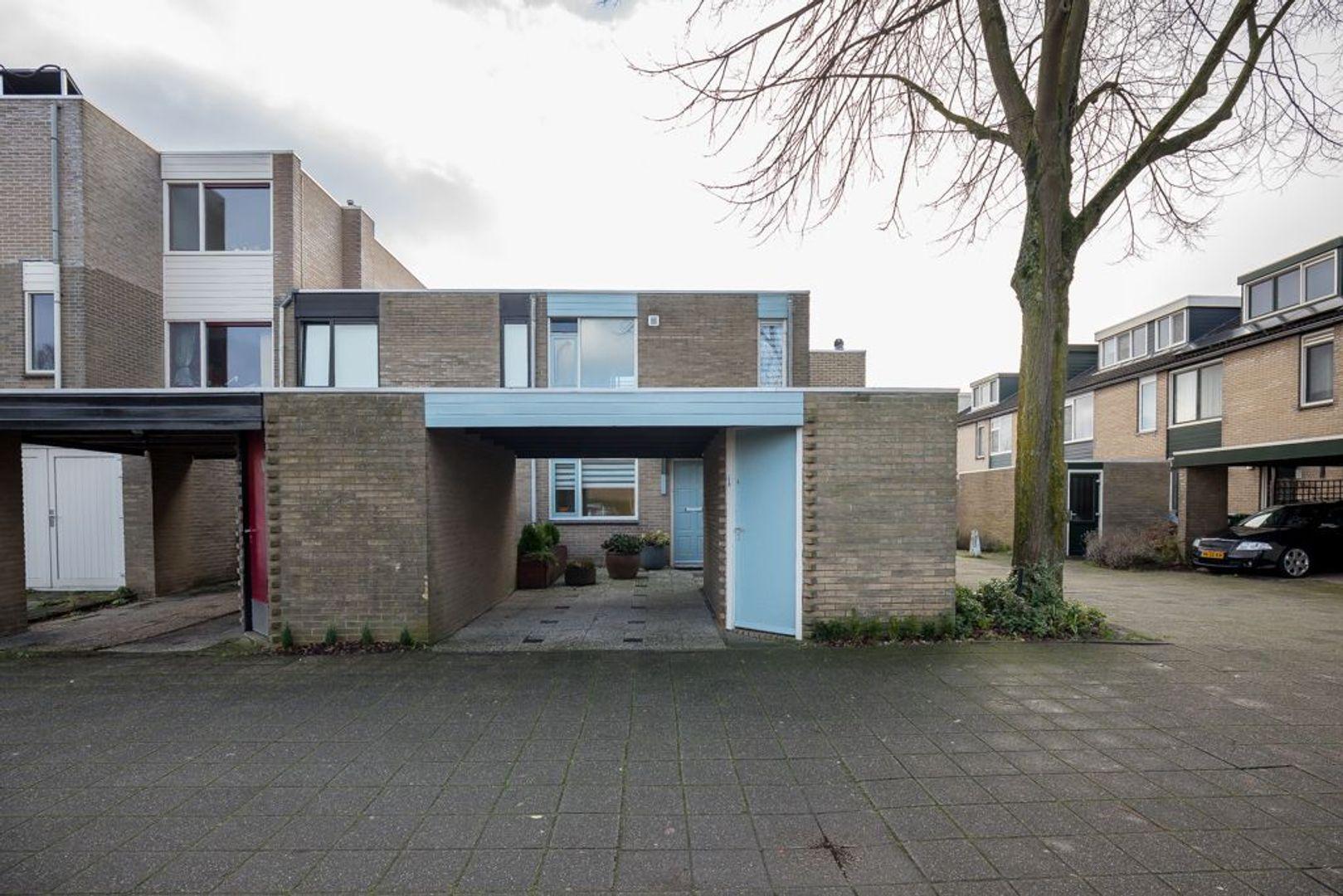 Obrechtrode 1, Zoetermeer foto-1