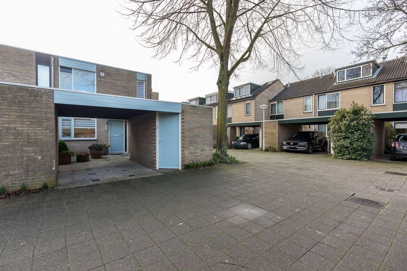Obrechtrode 1, Zoetermeer foto-2