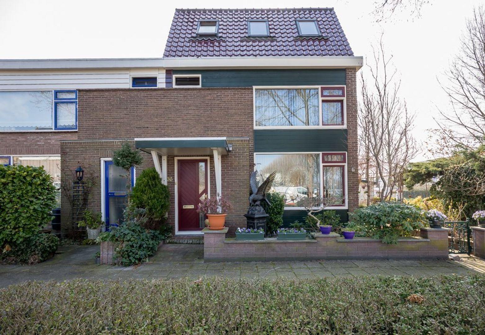 Vermeerstraat 36, Zoetermeer foto-0