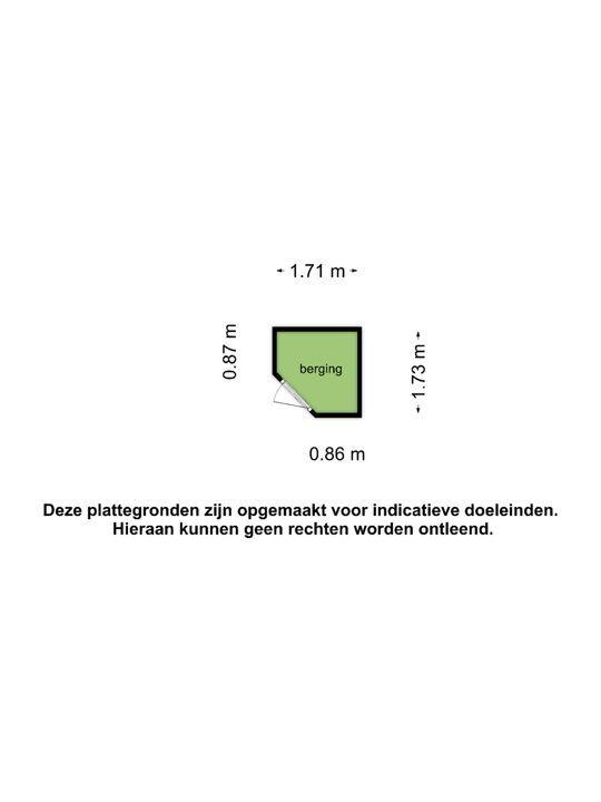 Dokwerkerlaan 33, Oud-Beijerland plattegrond-29