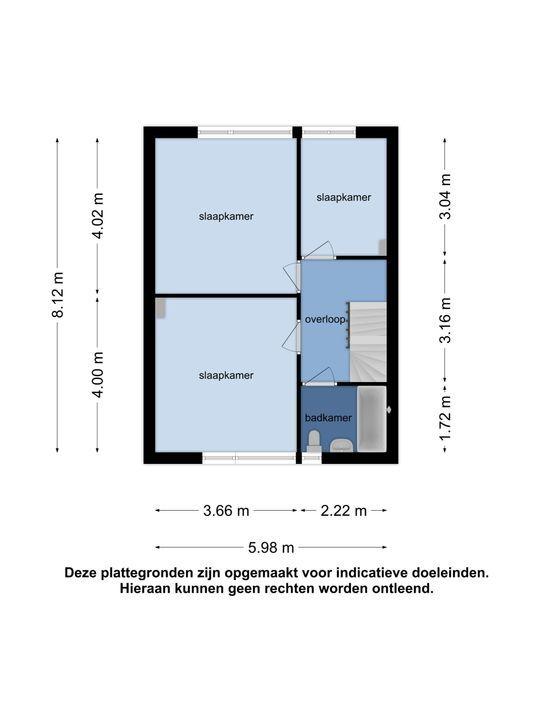 Boezemsingel 14, Oud-Beijerland plattegrond-32