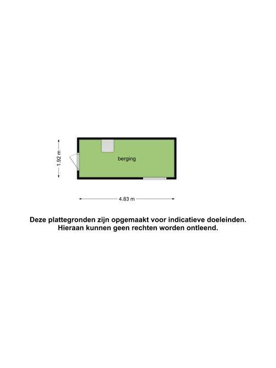 Lange Meet 35, Oud-Beijerland plattegrond-21