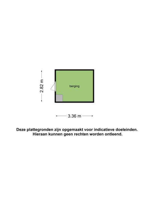 Chopinplein 22, Oud-Beijerland plattegrond-23