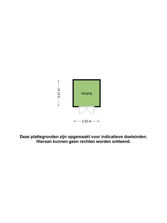 Bordewijkring 6, Oud-Beijerland plattegrond-22