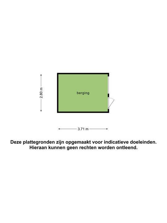 Lisztplein 17, Oud-Beijerland plattegrond-21