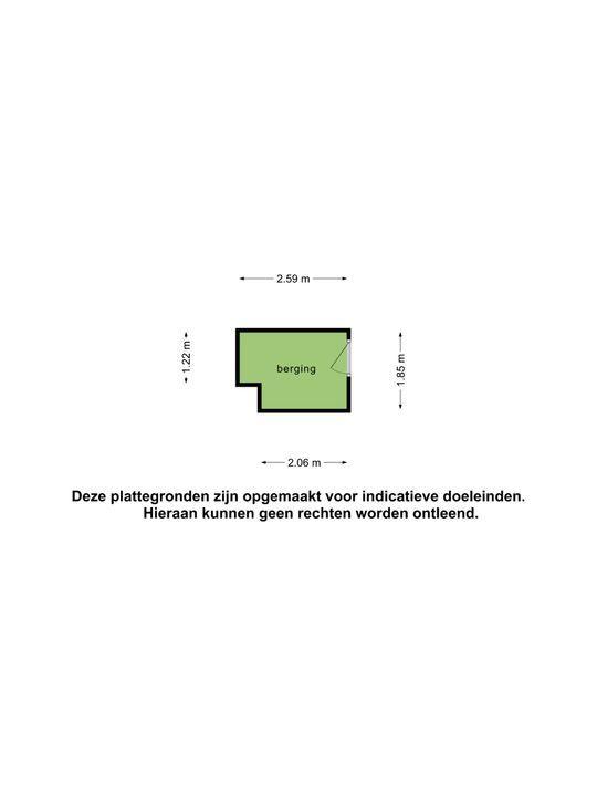Dokter Herskade 36, Oud-Beijerland plattegrond-30