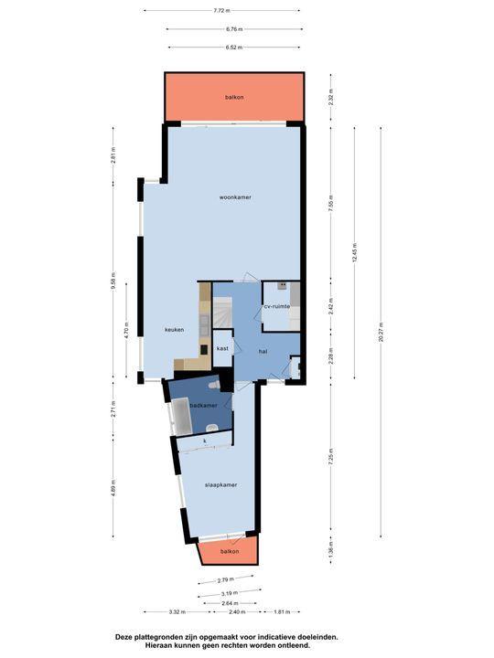 Scheepswerf 310, Nieuw-Beijerland plattegrond-29
