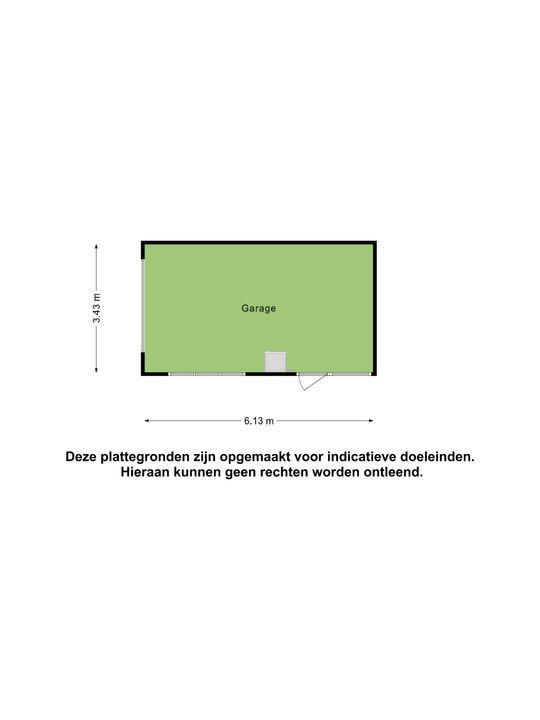 Sportlaan 28, Oud-Beijerland plattegrond-25