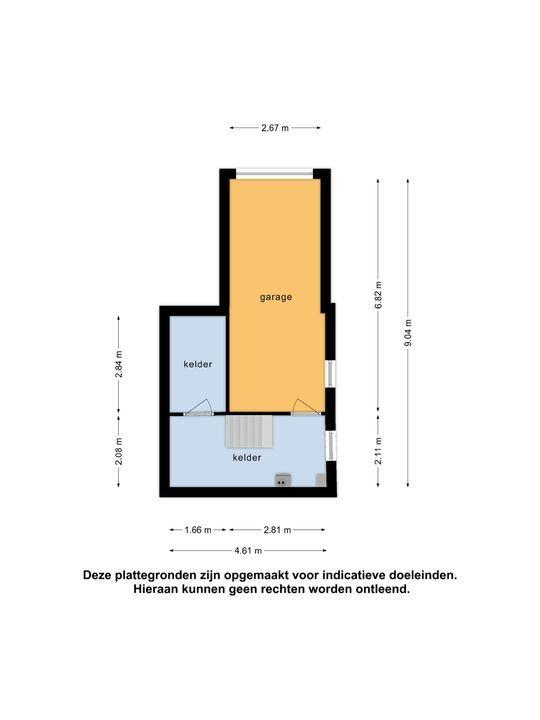 Havenkade 12, Goudswaard plattegrond-27