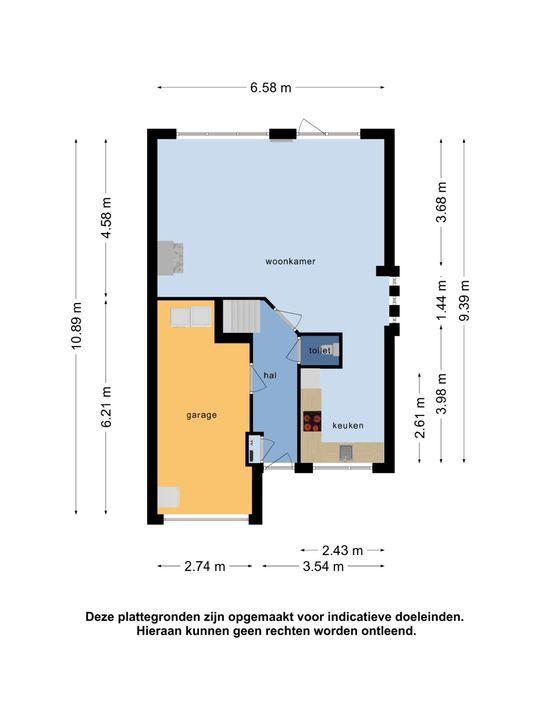 Pauwstraat 18, Numansdorp plattegrond-27
