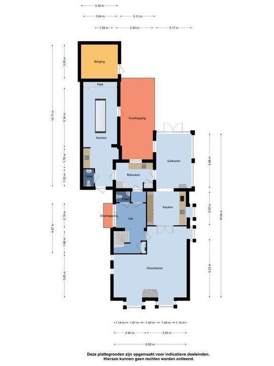 Achterdoel 5, Nieuw-Beijerland plattegrond-32