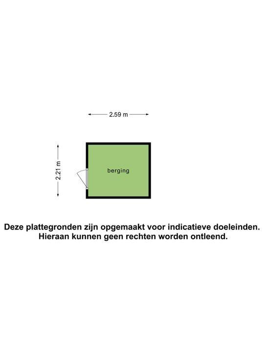 Meestoof 17, Oud-Beijerland plattegrond-24