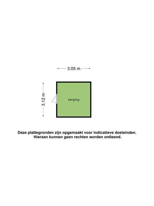 Klarinet 78, Oud-Beijerland plattegrond-23