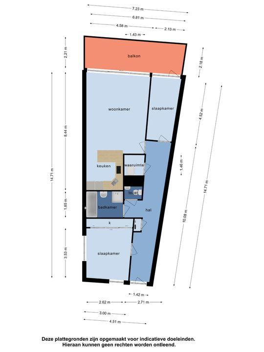 Waddenring 91, Barendrecht plattegrond-35