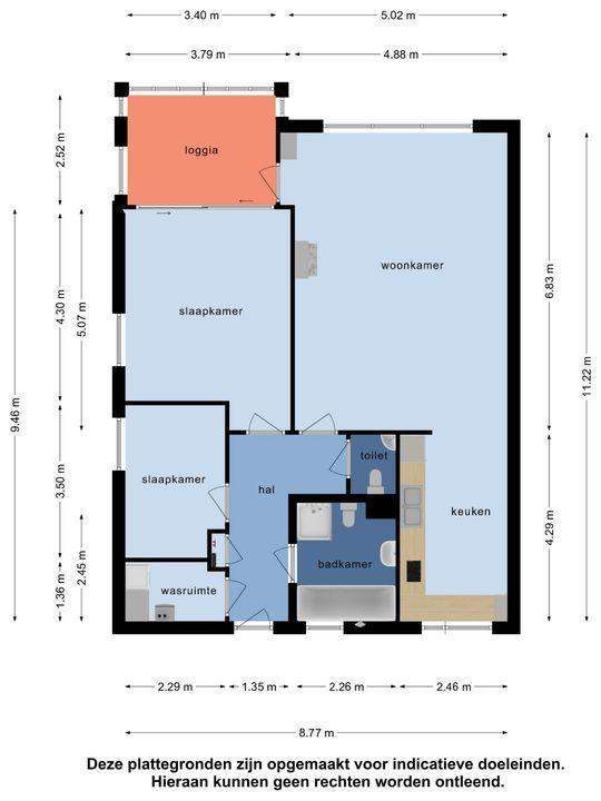 Riederstee 29, Barendrecht plattegrond-24