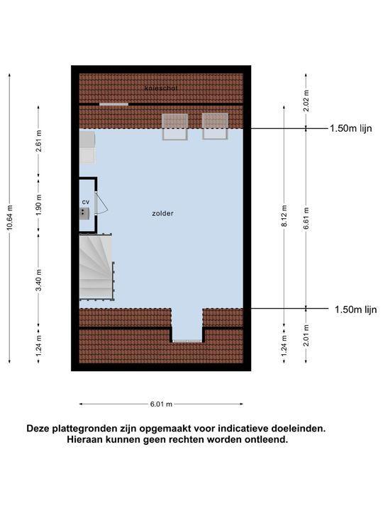 Smient 10, Piershil plattegrond-27