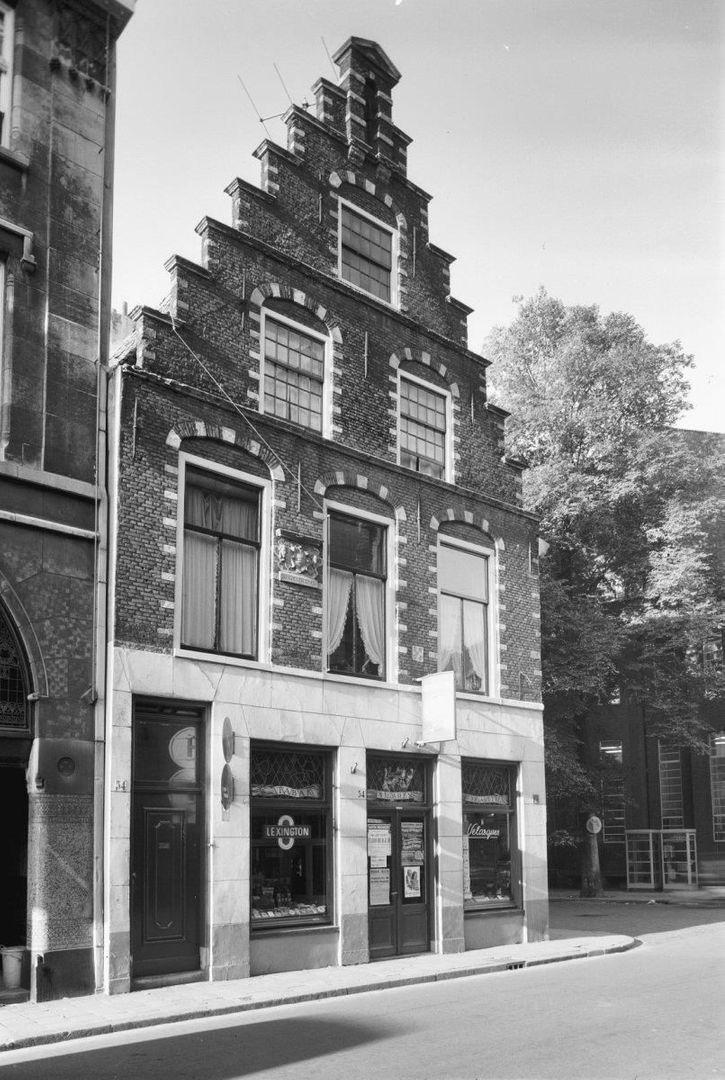 Zijlstraat 54 zwart, Haarlem foto-7
