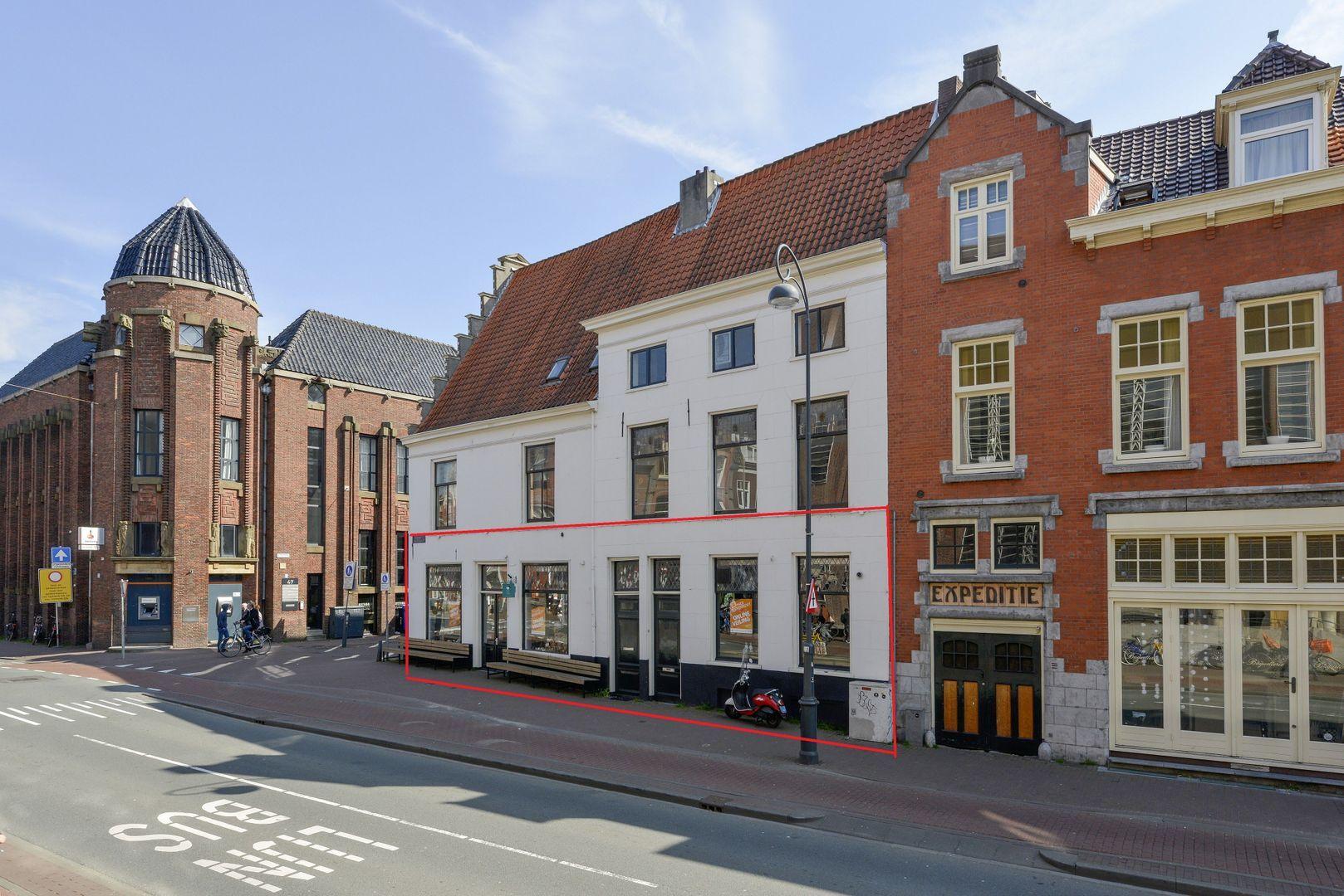 Zijlstraat 54 zwart, Haarlem foto-1
