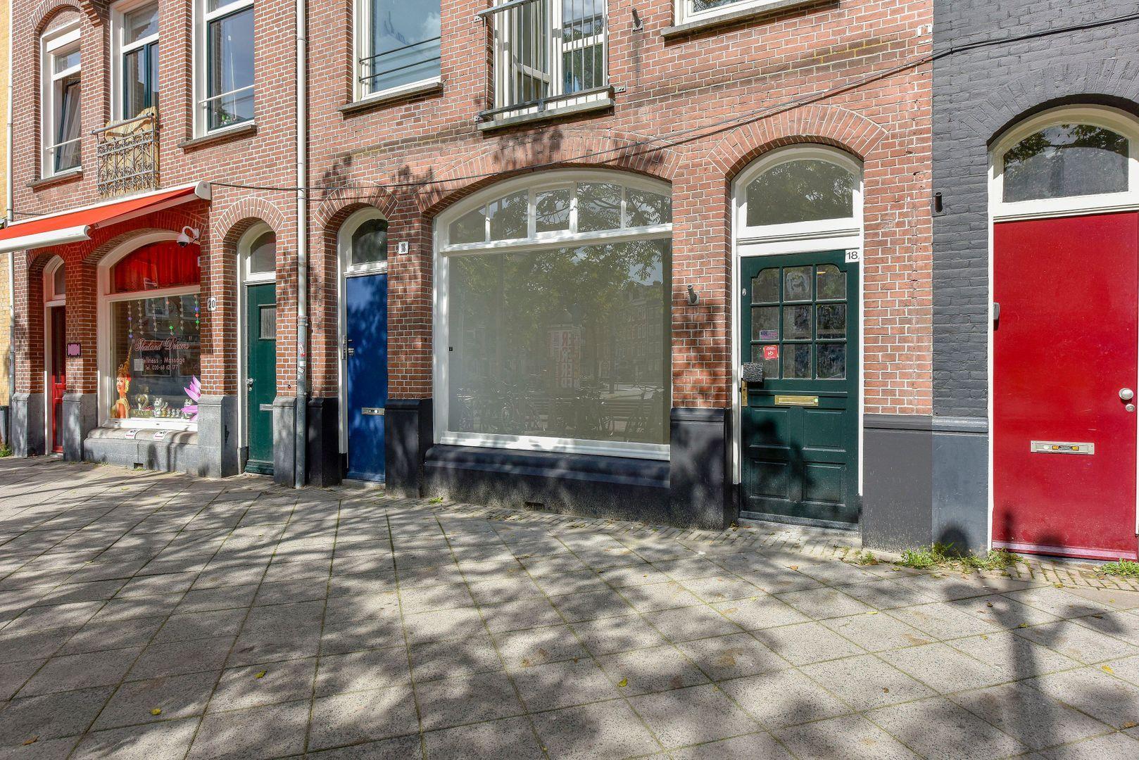 Hugo de Grootplein 18 H, Amsterdam foto-0