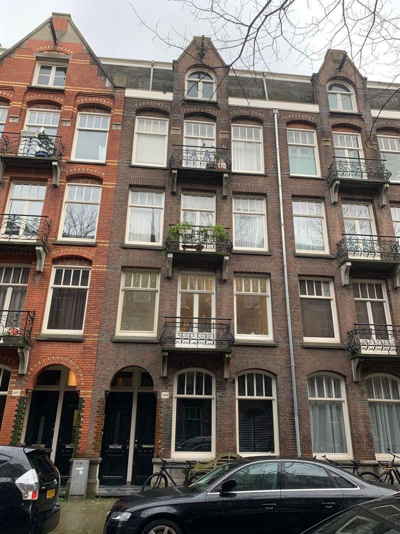 Rustenburgerstraat 399 1, Amsterdam foto-0