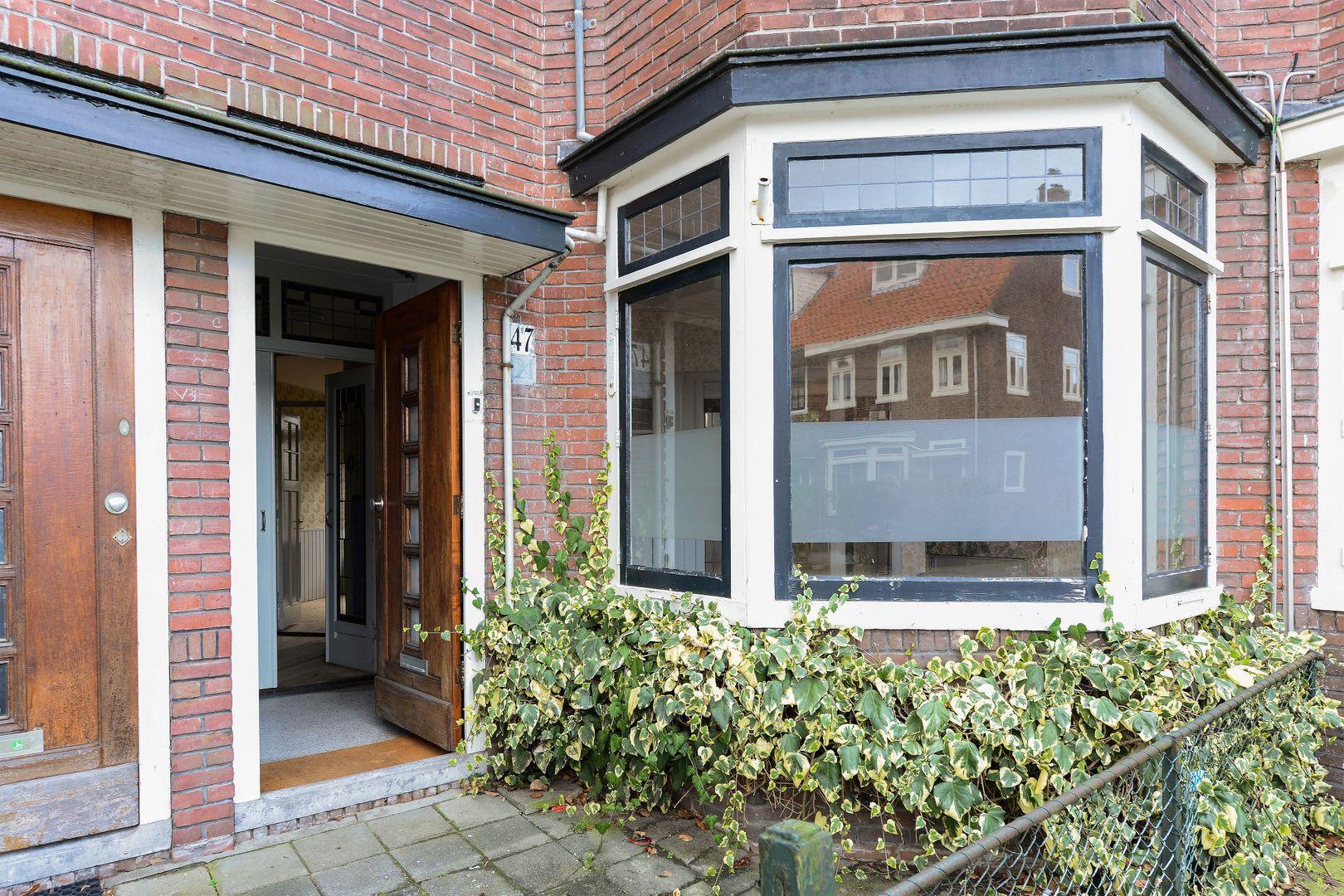Voorduinstraat 47 zwart, Haarlem foto-1