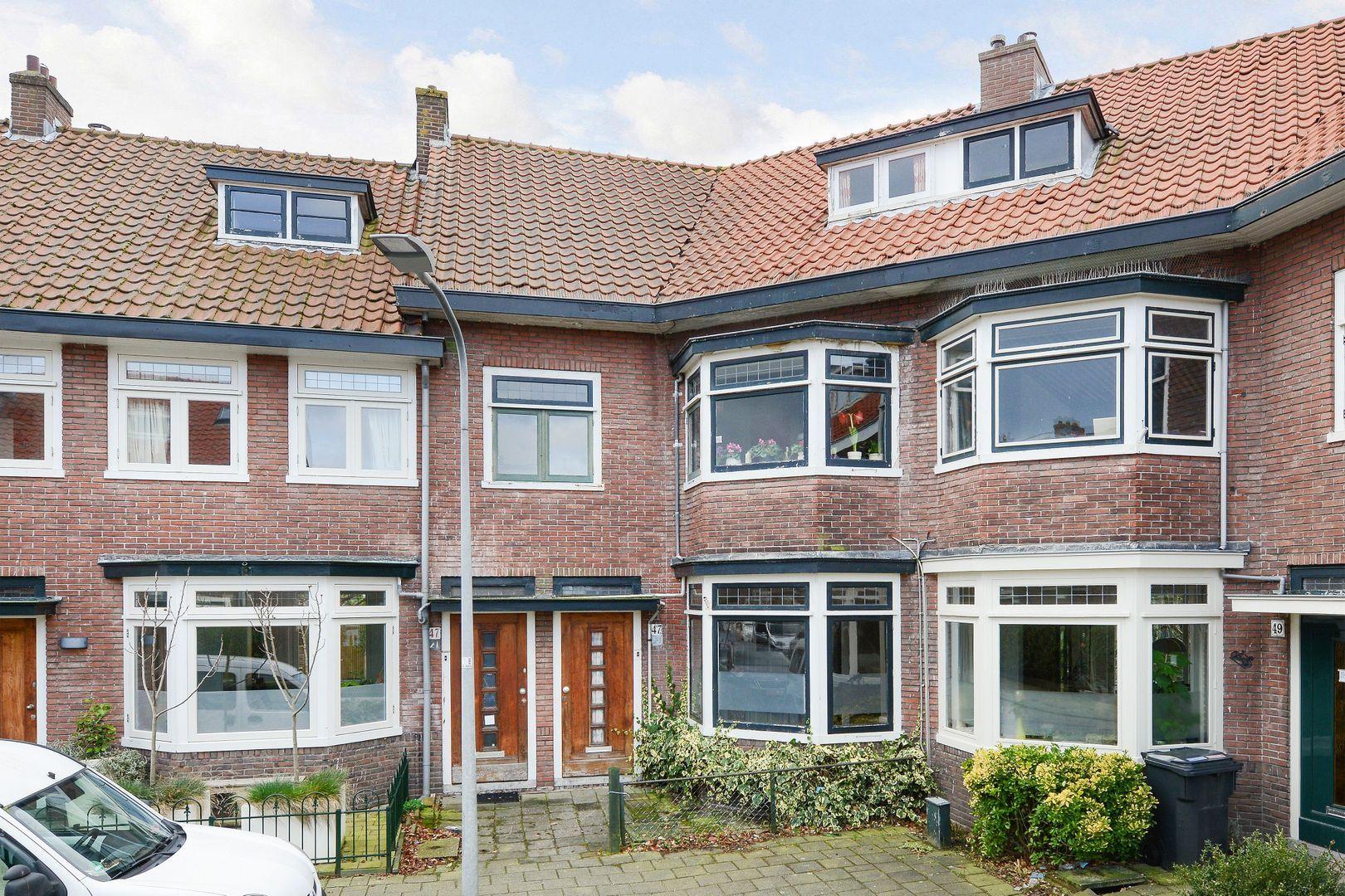 Voorduinstraat 47 zwart, Haarlem foto-0