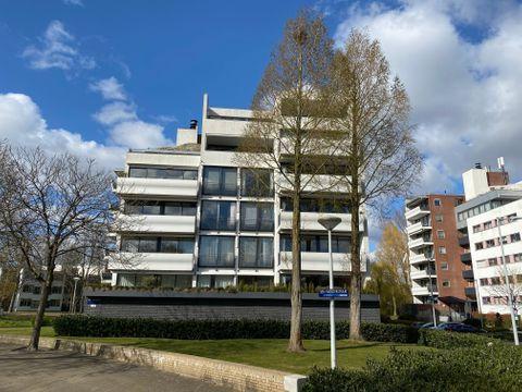 Sarphatipark 7 -1, Amsterdam
