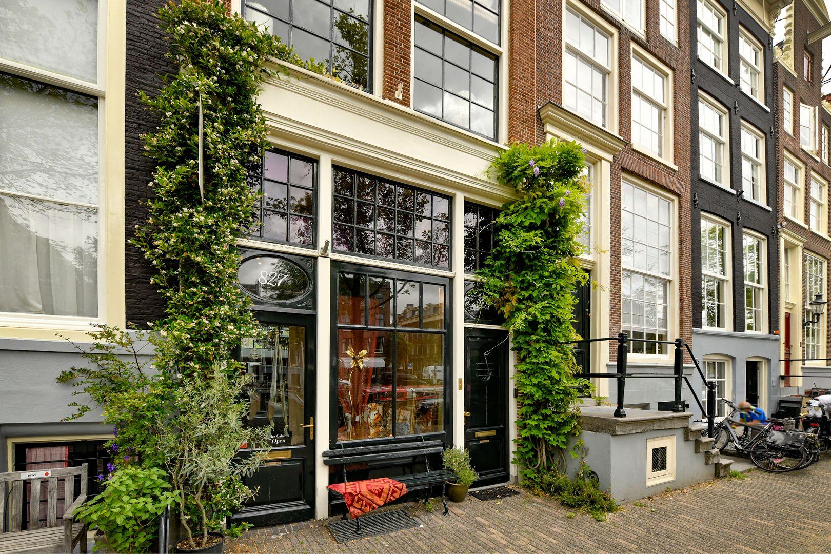 Prinsengracht 827, Amsterdam foto-1
