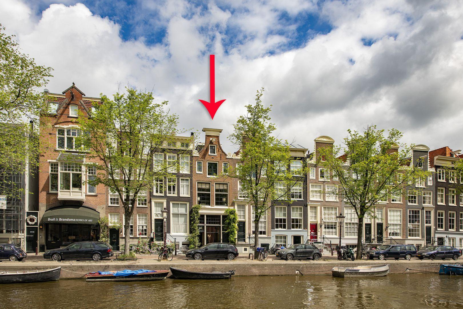 Prinsengracht 827, Amsterdam foto-0