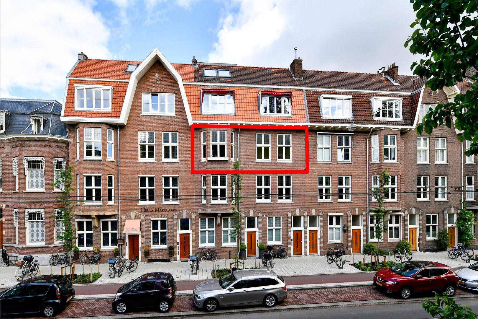 De Lairessestraat 14 02, Amsterdam foto-1
