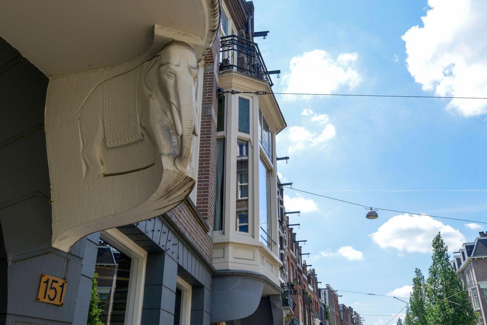 Koninginneweg 151 HS, Amsterdam foto-1