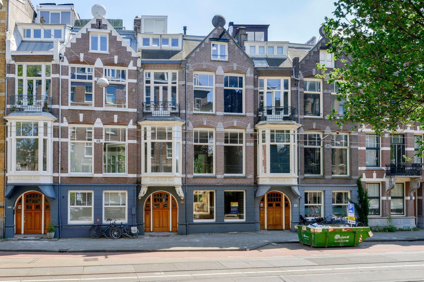 Koninginneweg 151 HS, Amsterdam foto-0