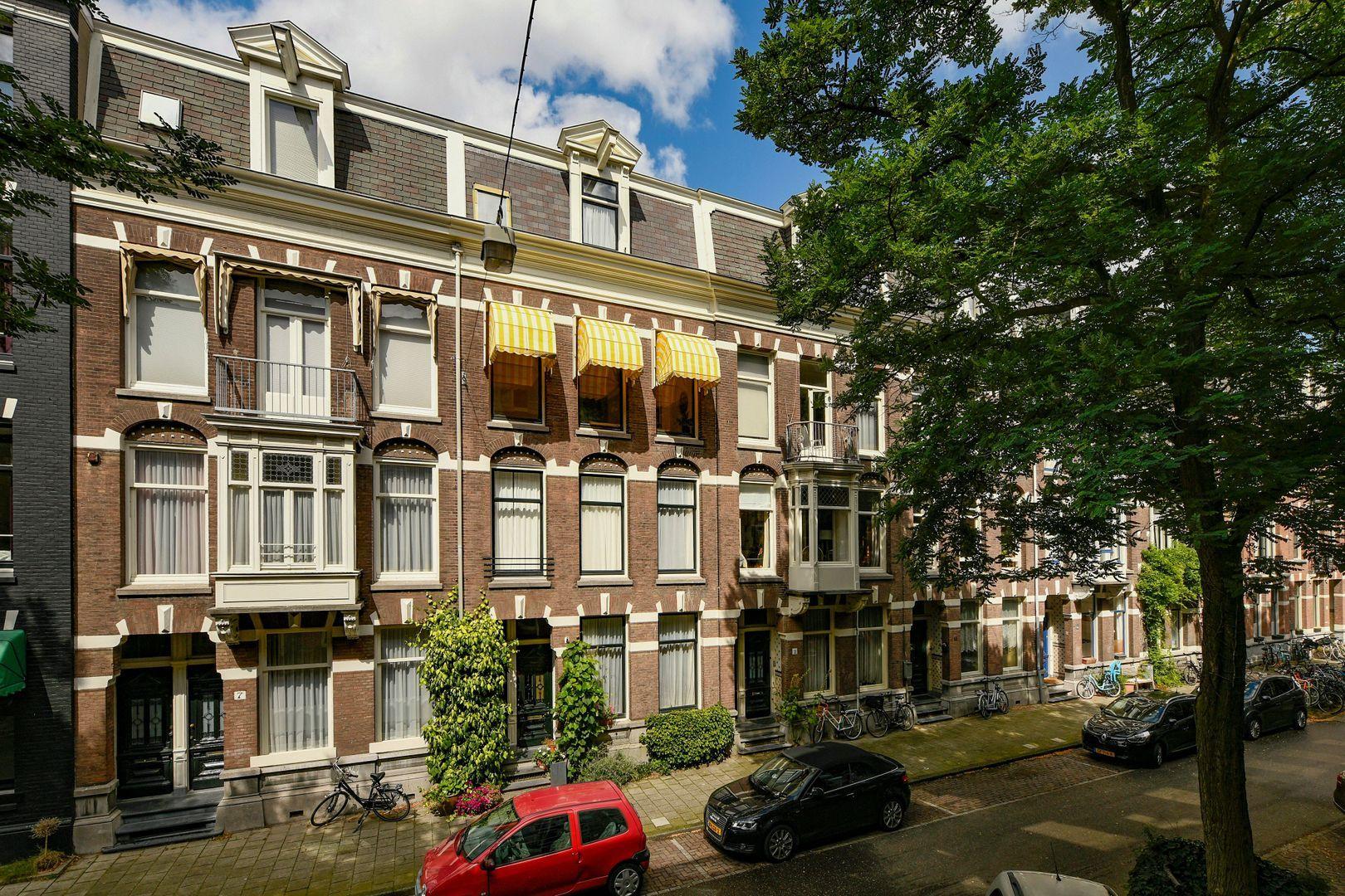 Den Texstraat 9 II, Amsterdam foto-0