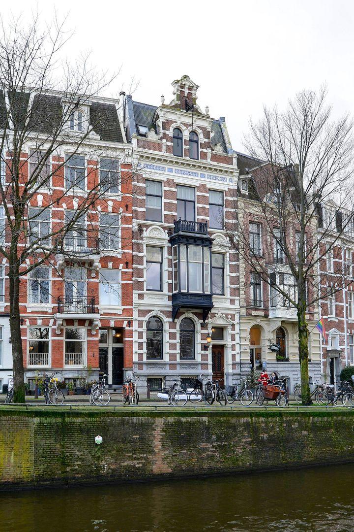 Leidsekade 76, Amsterdam foto-2