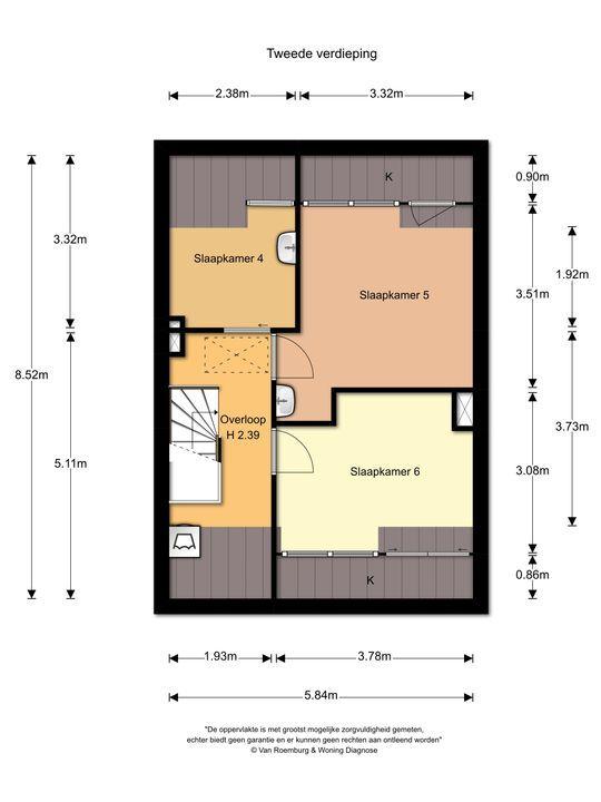 Oosterduinweg 15, Haarlem plattegrond-23