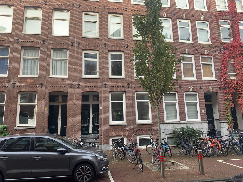Van Oldenbarneveldtstraat 28 H, Amsterdam foto-0