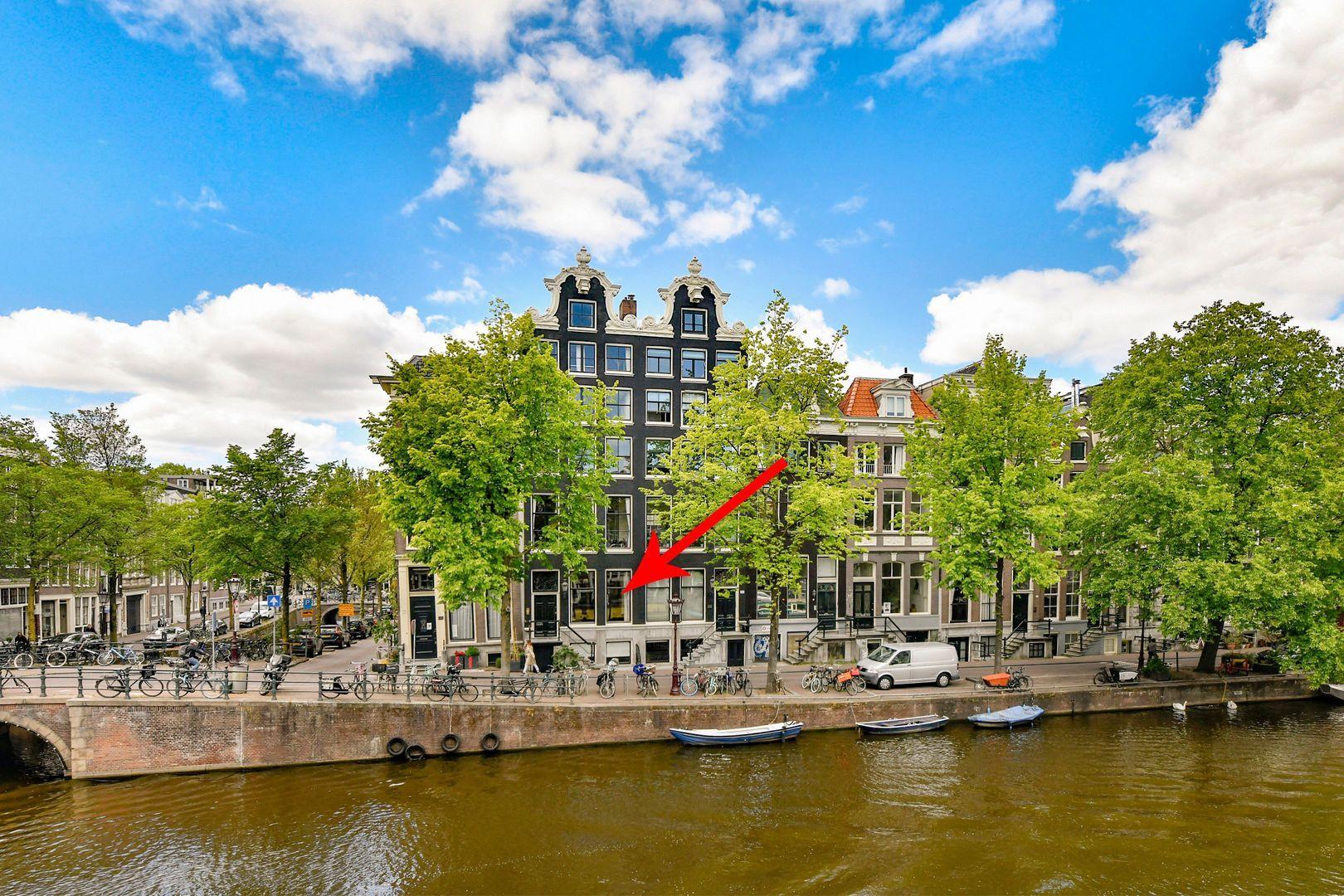 Singel 106 B, Amsterdam foto-0